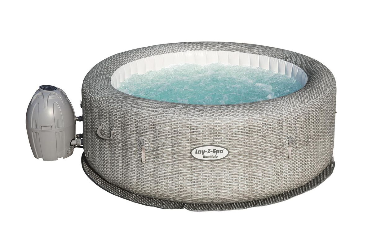 SPA GONFLABLE BESTWAY LAY-Z HONOLULU 4-6 pers