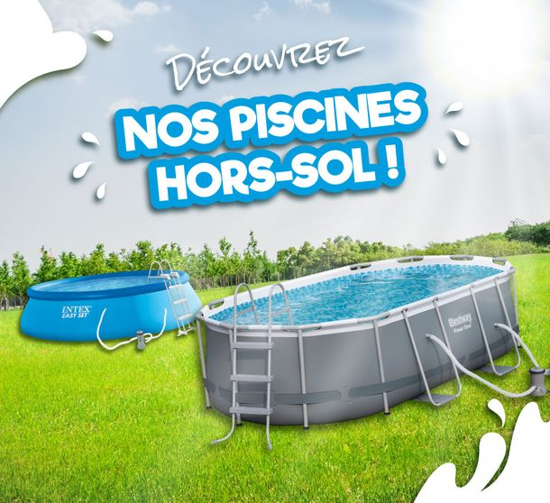 Cash Piscines Saint Louis Tout pour la piscine | CASH