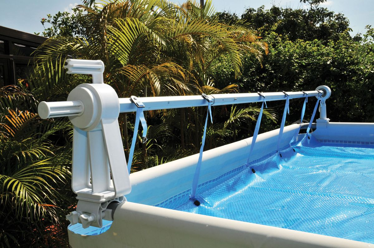 Enrouleur telescopique piscine hors sol cash piscines for Avis cash piscine