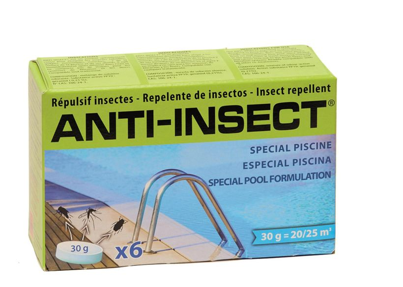 ANTI INSECT PASTILLES