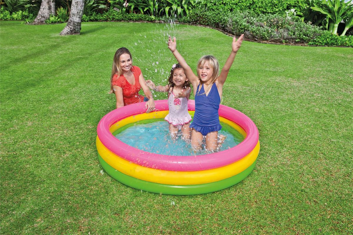 PISCINE GONFLABLE SUNSET GLOW 147cm