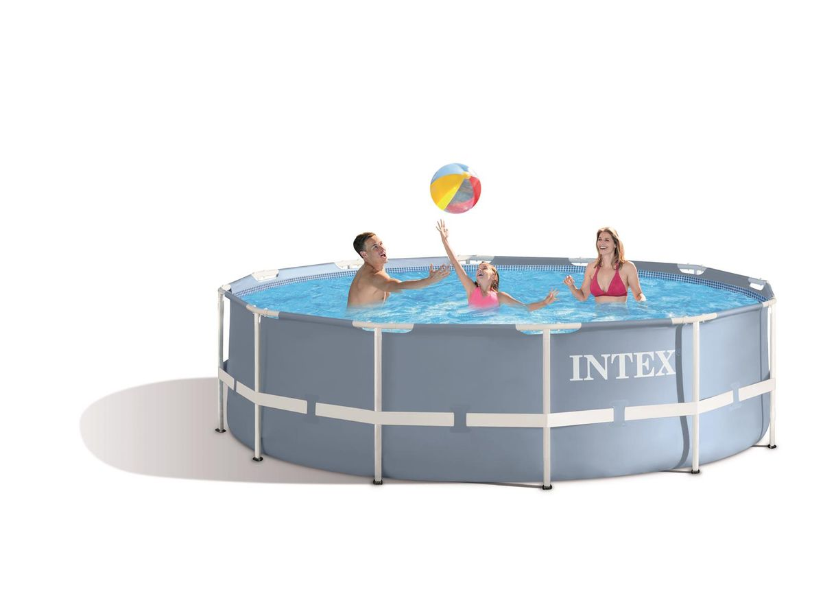 Piscine intex prism 3 66x0 99 cash piscines for Piscine intex 3 66 x 0 99